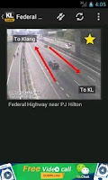 Screenshot of KLTraffic