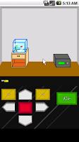 Screenshot of 脱出ゲーム開始