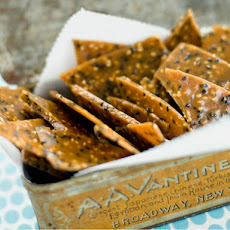Black-and-White Sesame Brittle