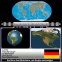 Geographie der Welt
