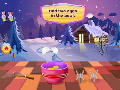 Spicy squash cooking games - screenshot