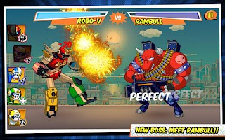 Screenshot of Run Run Super V