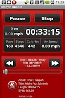 Screenshot of Rhythm Runner