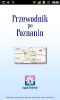 Screenshot of Przewodnik po Poznaniu