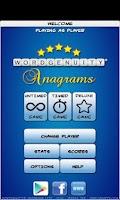 Screenshot of Wordgenuity® Anagrams Lite