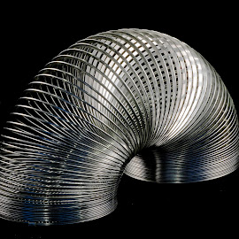 slinky by Vibeke Friis - Artistic Objects Toys ( slinky, abstract, pattern, toy,  )