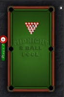 Screenshot of Midnight 8-Ball Pool