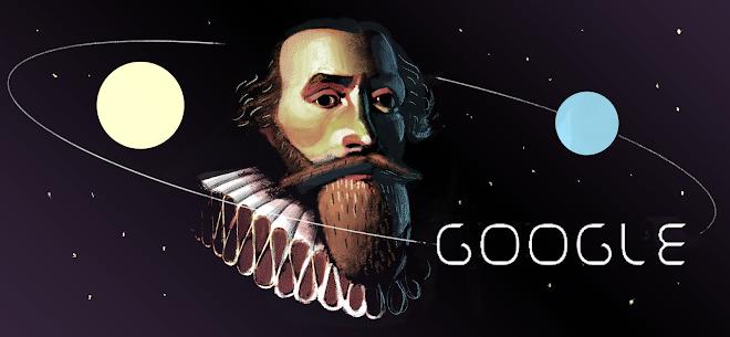Johannes Kepler's 442nd Birthday