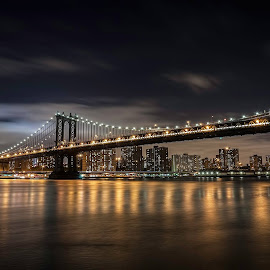 Manhattan Bridge, NY by Didier Ciambra - Landscapes Travel