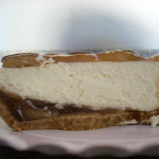 Paula Deen's Caramel Apple Cheesecake