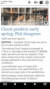 Marion Star Print Edition - screenshot