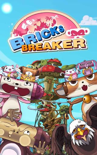 Bricks Breaker - Bros - screenshot