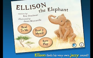 Screenshot of Ellison the Elephant