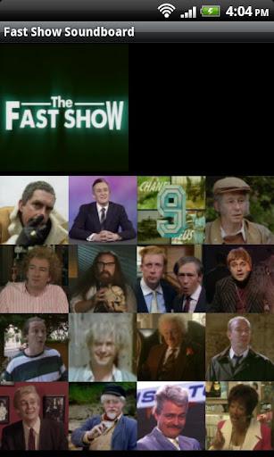 Fastshow Soundboard