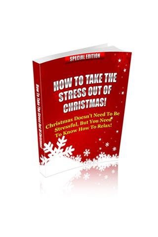 Take Stress out of Christmas