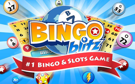 BINGO Blitz - FREE Bingo+Slots Screenshot