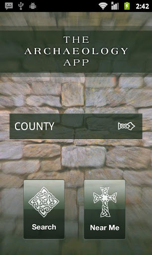 The Archaeology App