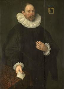 RIJKS: Jacob Willemsz. Delff (I): painting 1592