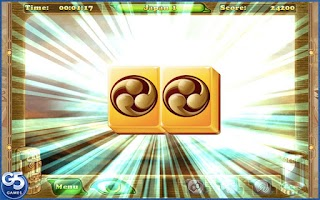 Screenshot of Mahjong Artifacts®: Chapter 2