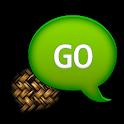GO SMS - Wicker Sky icon
