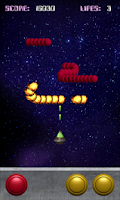 Screenshot of Space Shooter: Bugs Attack