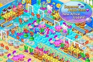 Screenshot of Hello Kitty Coffee