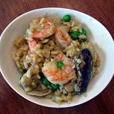 Risotto - Shrimp and Wild Mushroom