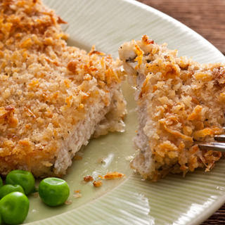 Crispy Baked Chicken Breasts