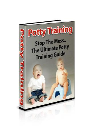 Potty Training: Ultimate Guide