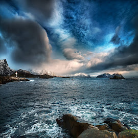 Lofoten. by John Aavitsland - Landscapes Cloud Formations