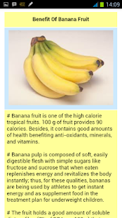 Benefit Of Fruit - screenshot