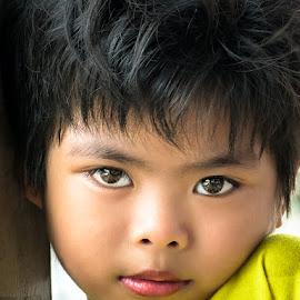 Hello again by Izhar  Hj.Ishak - Babies & Children Children Candids