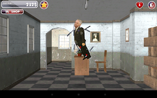 Screenshot of Kick the Boss