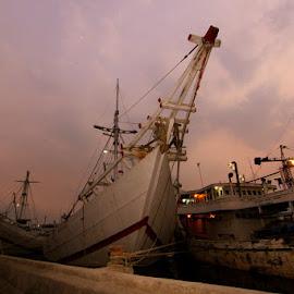 Port of Sunda Kelapa by Firman Musa'ad - Landscapes Travel