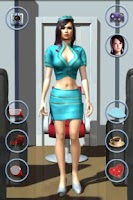 Screenshot of Talking Beautiful Stewardess G