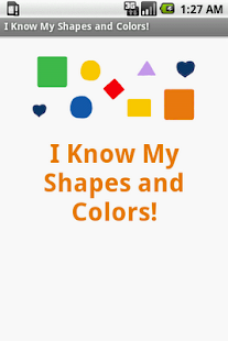 I Know My Shapes - screenshot