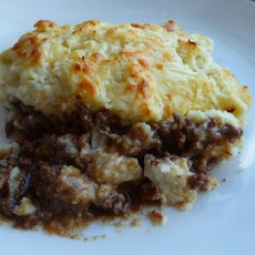 Shepherd's Pie (Low Carb)
