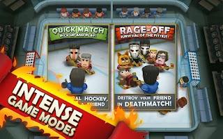 Screenshot of Ice Rage: Hockey