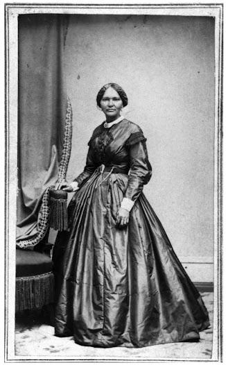 Elizabeth Hobbs Keckley, ca. 1861