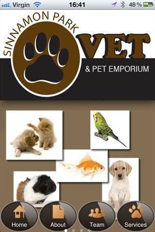 【免費生活App】Sinnamon Park Vet & Pet-APP點子