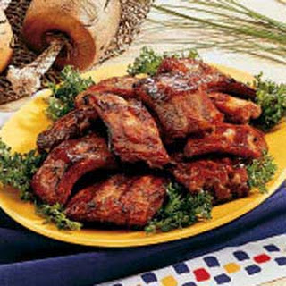 Pork Spareribs Marinade Recipes