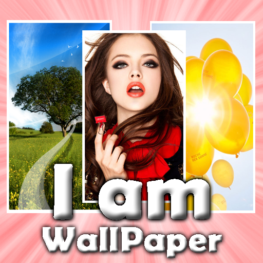 I am WallPaper (Full HD Photo) 媒體與影片 App LOGO-APP試玩