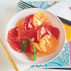 Citrus Salad with Honey and Mint