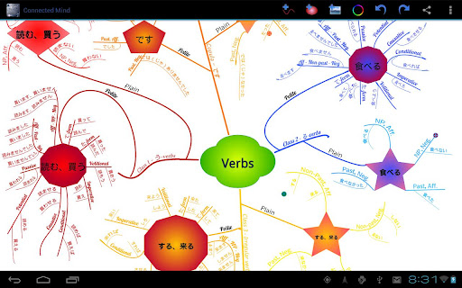 玩教育App|Connected Mind (mind mapping)免費|APP試玩