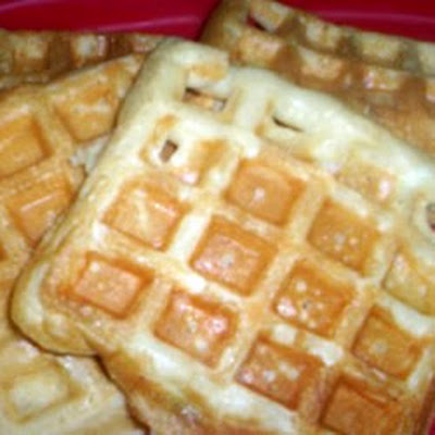 Light, Crisp Waffles
