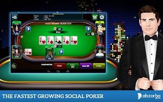 Screenshot of Poker Live