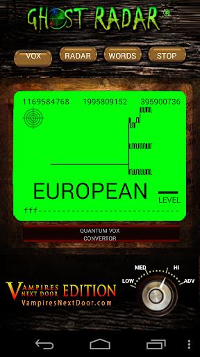 Ghost Radar: VAMPIRES - screenshot