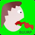 Burps machine