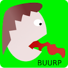Burps machine icon
