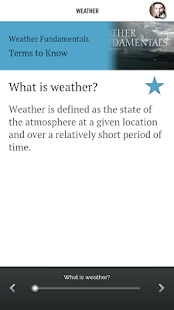 Handy Weather Answer Book - screenshot
